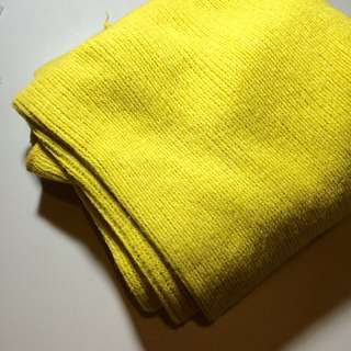全新柔軟素色圍巾