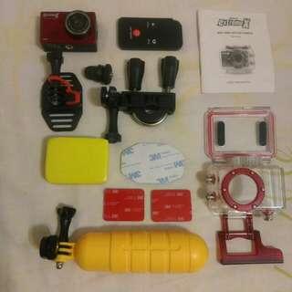 類Gopro4,好用穿戴式相機、攝影機、錄影機