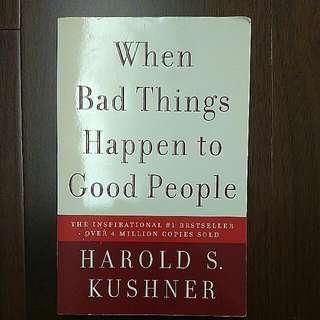 外文書 When Bad Things Happen To Good People