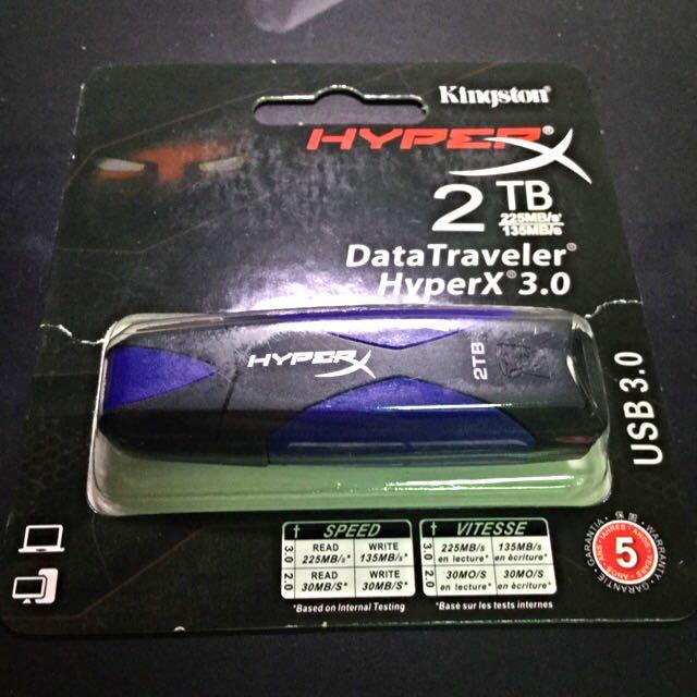 2TB 記憶卡 隨身碟