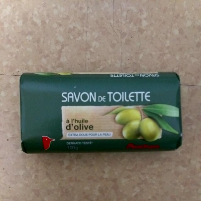 香噴噴橄欖油肥皂