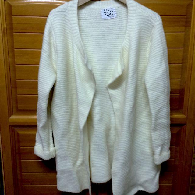 (含運)韓版針織大衣
