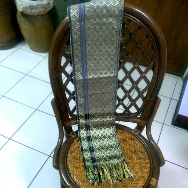 民族風 圍巾
