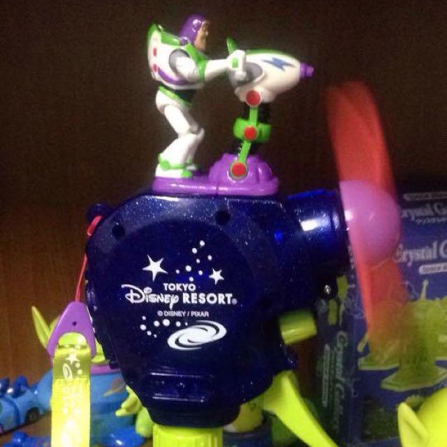 玩具總動員 巴斯光年 電風扇