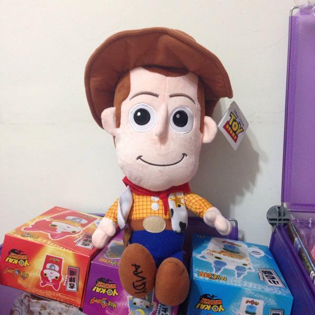 (預購)玩具總動員 胡迪 玩偶 娃娃