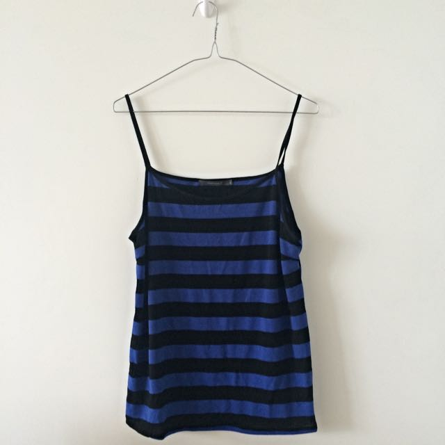 Arthur Galan Striped Cami