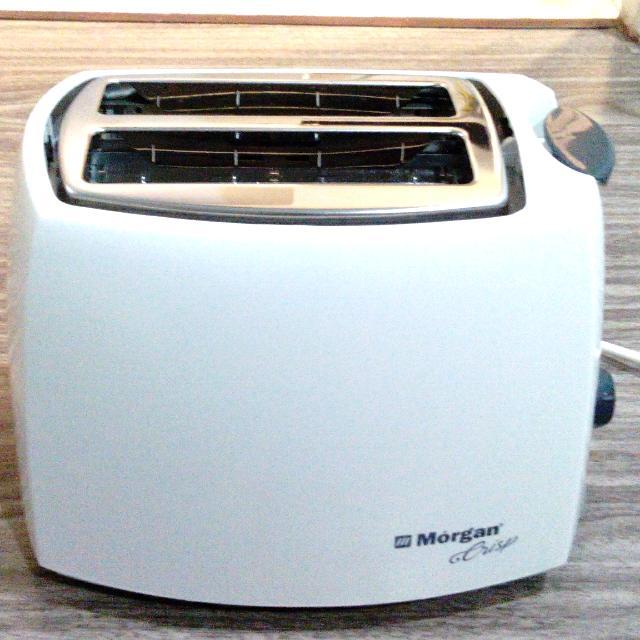 Bread Toaster Morgan MTS-PB12C