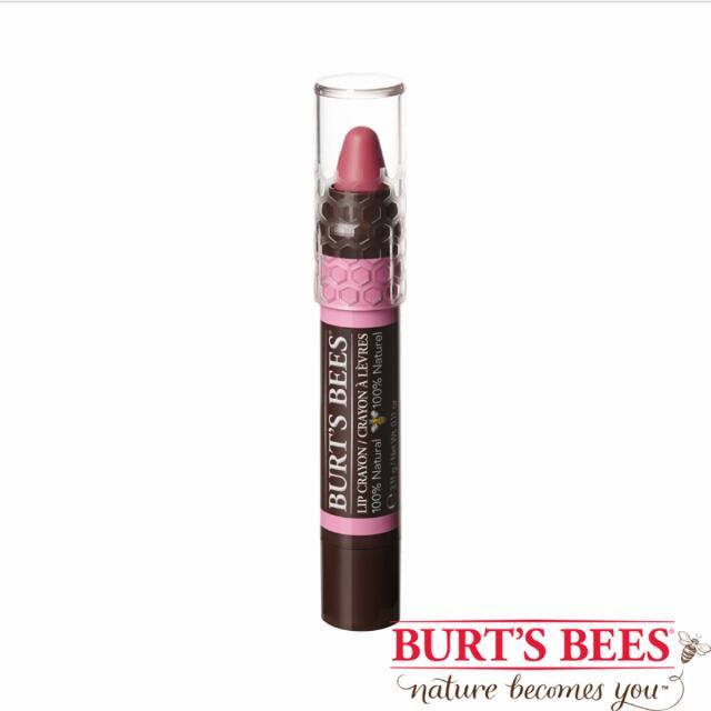 Burt's Bees唇膏 浪漫粉