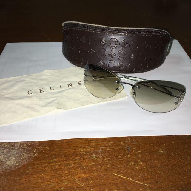 (二手)CELINE SC1130 太陽眼鏡