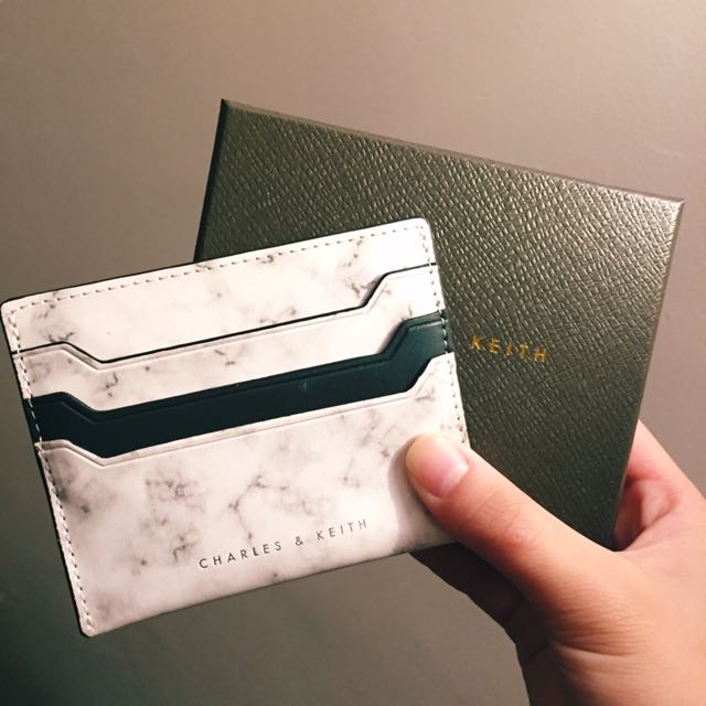 Charles&Keith Card Holder