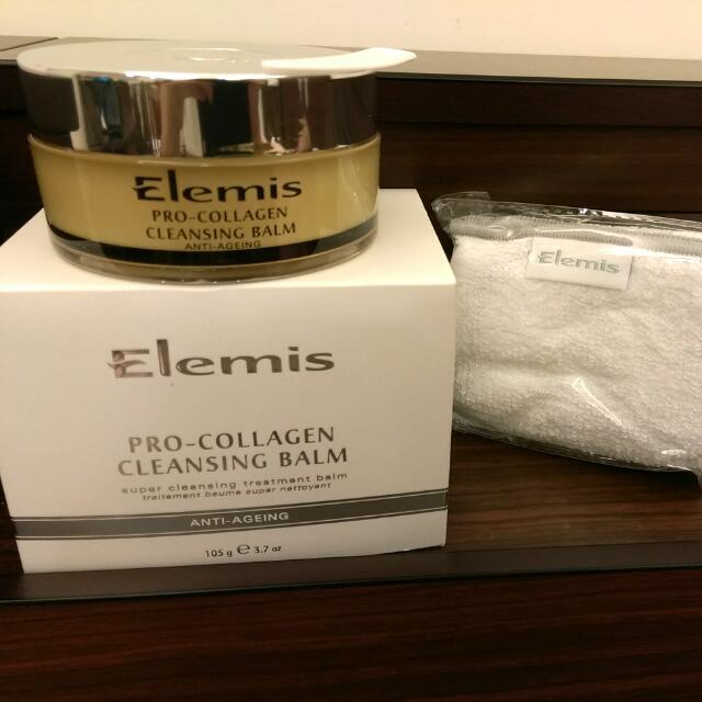 Elemis 海洋膠原潔膚香凝膏(卸妝膏)
