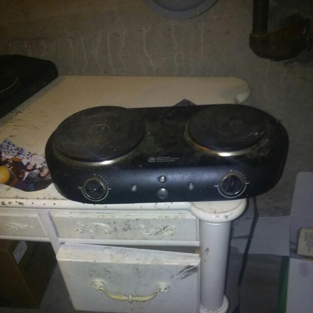 Ge Portable Stove Top