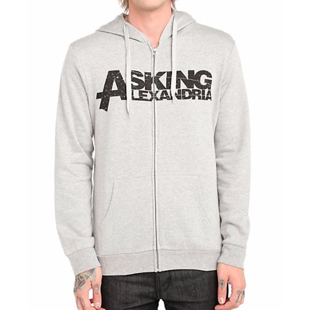Jaket Hoodie Asking Alexandria High Quality