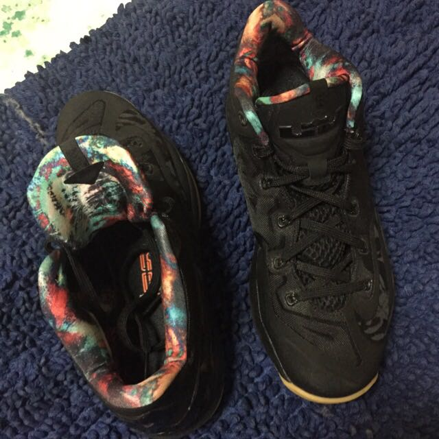 info for 72559 bf307 Lebron 9 Low Black Gum US 9, Sports on Carousell