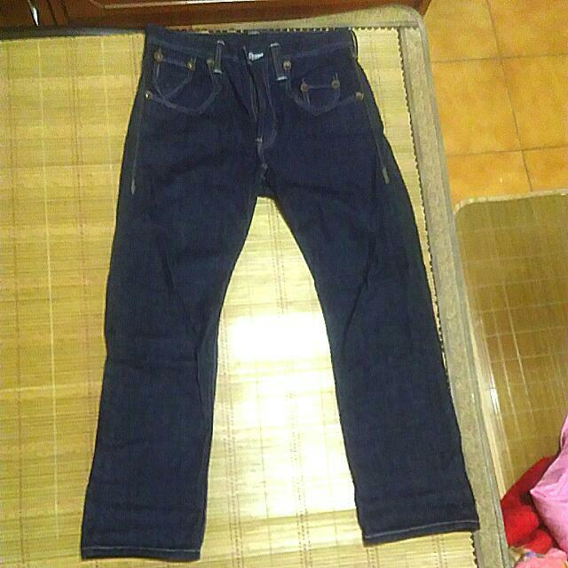 (保留中)Levis502 原色單寧牛仔褲