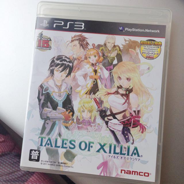 PS3 時空幻境無盡傳奇日本初回版附特典