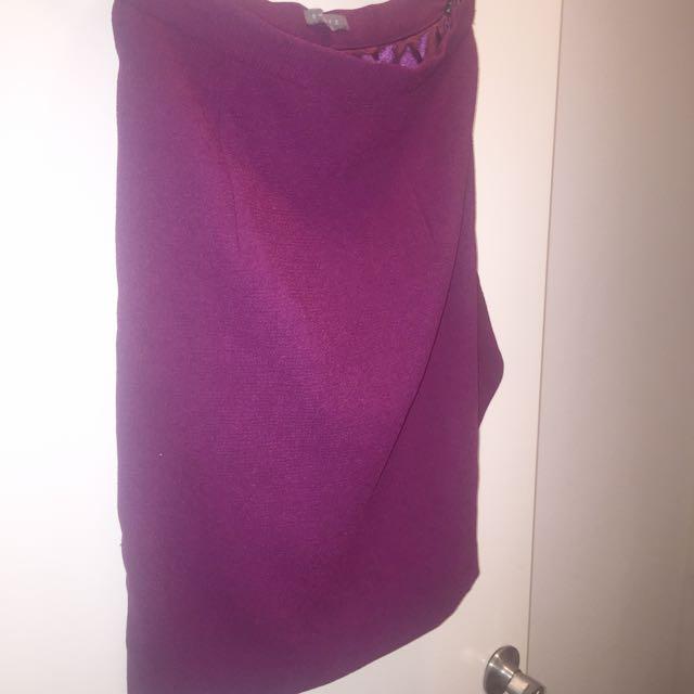 Sheike Skirt Size 8