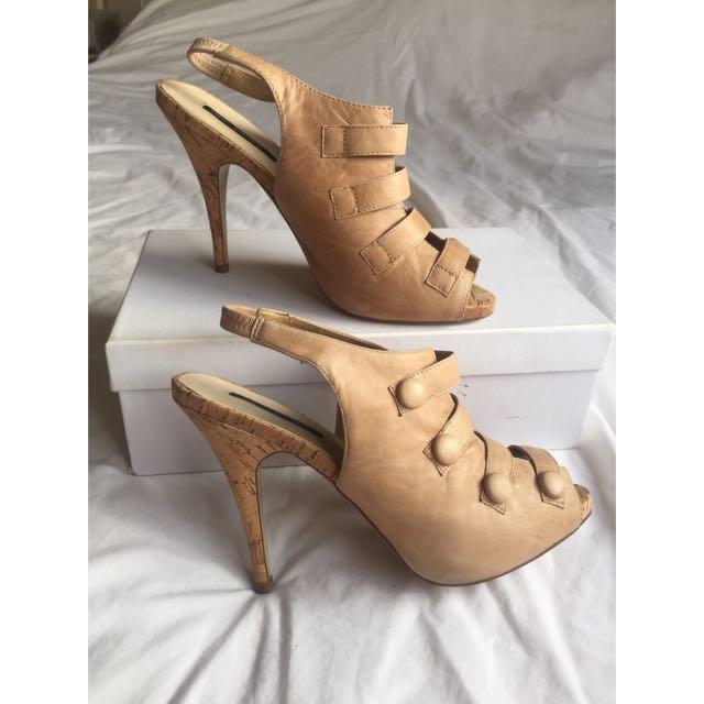 Tony Bianco Heels | Size 7