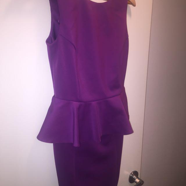 Topshop Size 8 Dress