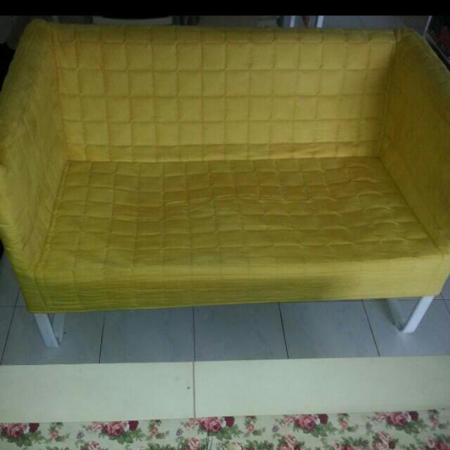 (Reserved)two seater Ikea sofa