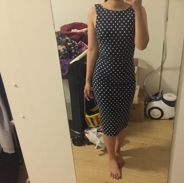 Zara Dot Dress