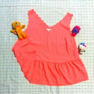 Bisou Neon Top