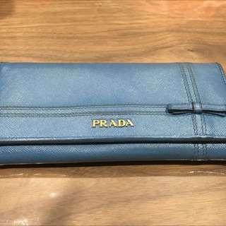 Prada Wallet - Used