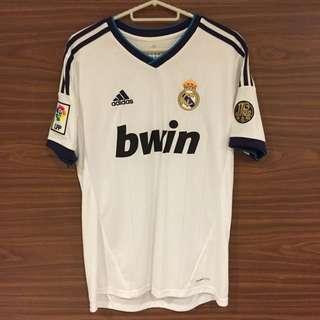 Real Madrid Home 12/13 Shirt - Ozil 10