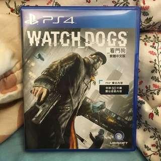PS4 看門狗 遊戲