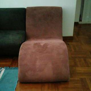Soft Fabric Lounger/chaise Seat For 50