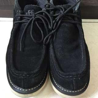 Nuff 中筒靴 黑色 二手 US8