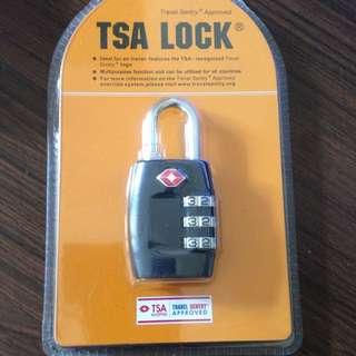 美國海關認證行李箱鎖