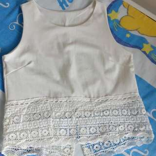 (Reserved)Lace Top