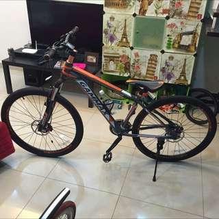 Mountain Bike Bicycle 26 Speed Suspension Disc Brake