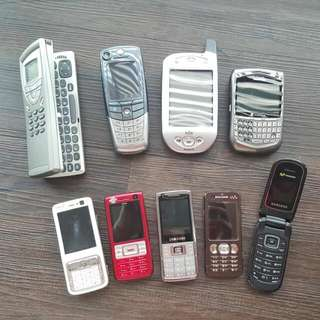 Obsolete Old Mobile Phones For Collectors