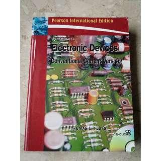 電子學 < Electronic Devices ( Conventional Current Version ), 8/e > Floyd 第八版 Prentice Hall ISBN : 0136155812, 9780136155812