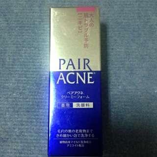 pair acne洗面乳