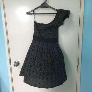 Colours Off Shoulder Dress