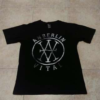 ANBERLIN BAND TSHIRT