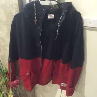 Navy Caco 外套