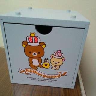 (保留中)拉拉熊收納盒