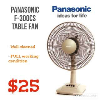 Panasonic Table/Desk Fan