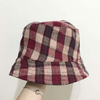 Vintage 古著 復古 可愛 漁夫帽
