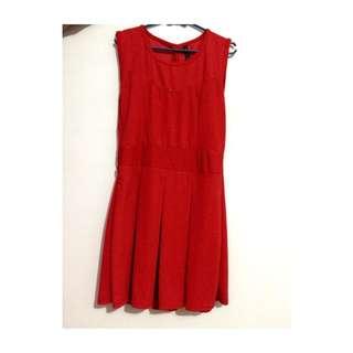 Forever 21 ( red dress )
