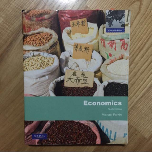 經濟學 Pearson 10th