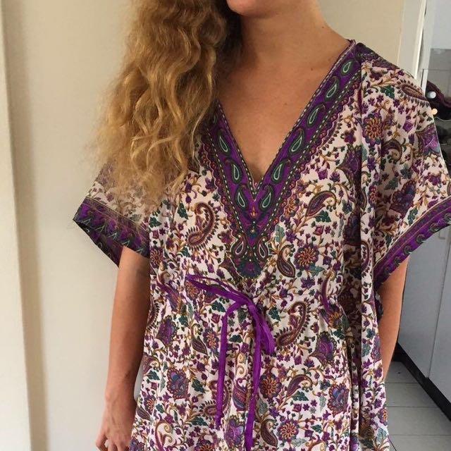 Beautiful Summer Dress / Caftan