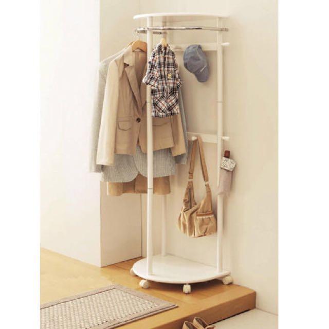 C&B 半圓省空間和風吊衣架 曬衣架 晾衣架
