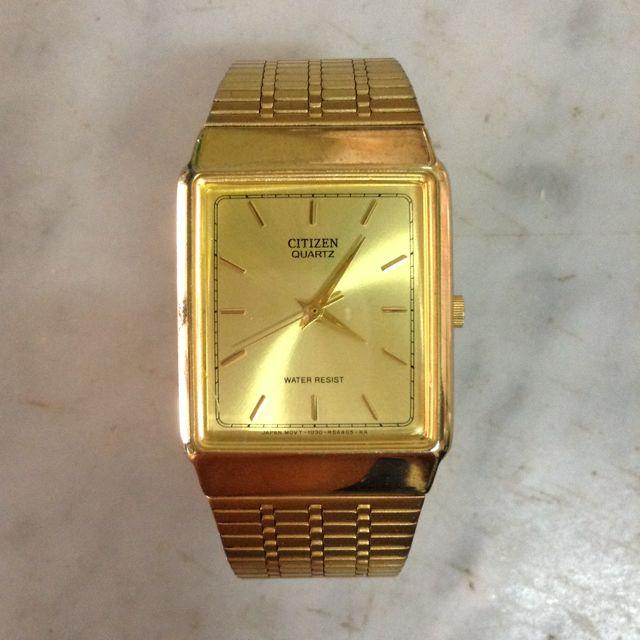Citizen Gold Toned Watch