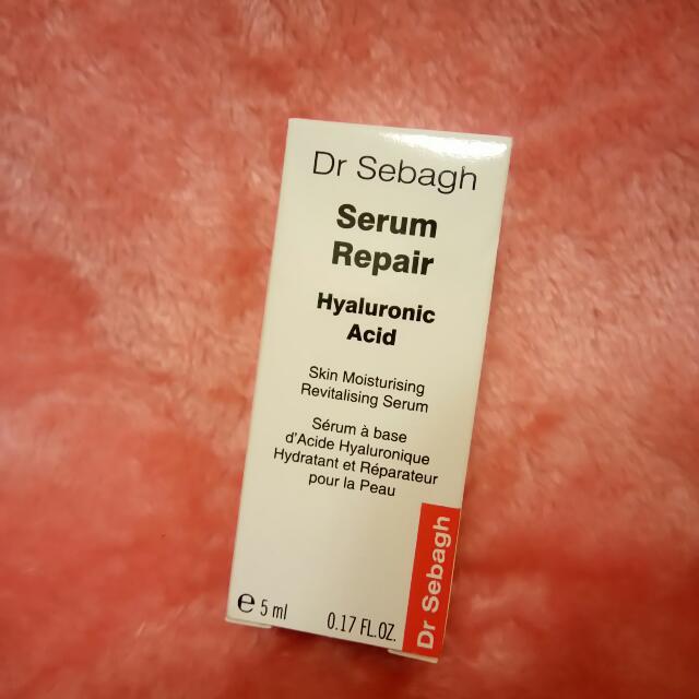 『全新』Dr. Sebagh賽貝格 高效除紋精華5ml