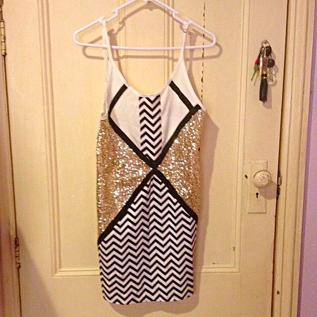 Fun Party Dress! Size Sml
